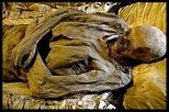 Baron Trenck Mummy in Brno Czechia