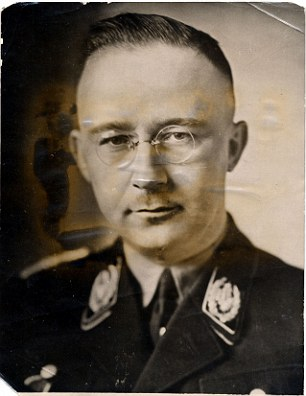 SS cheif Himmler collection of occult book discovered in Czech Republic